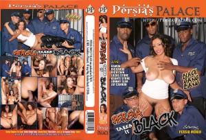 Persia In a Black Gang Bang